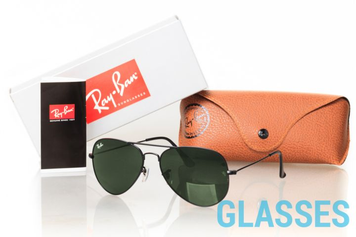 Ray Ban Original 3025green-bl