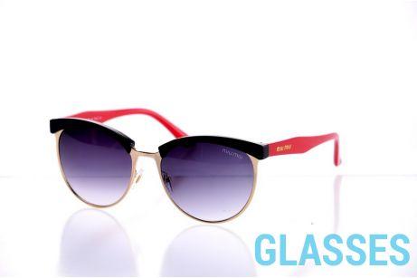 Женские классические очки 1513red
