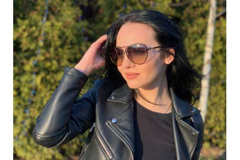 Женские очки Swarovski sw039-83