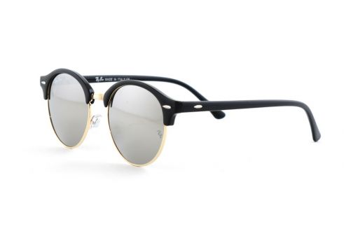 Ray Ban Round Metal 4246-silver