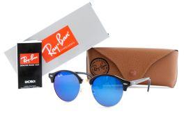 Солнцезащитные очки, Ray Ban Round Metal 4246-blue